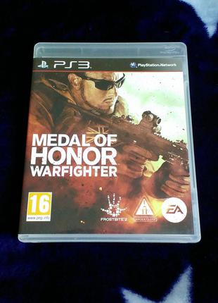 Medal of Honor Warfighter (русский язык) для PS3