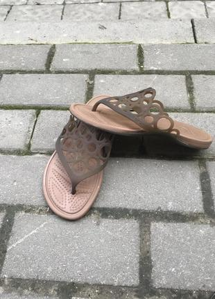 Вьетнамки crocs оригинал w5