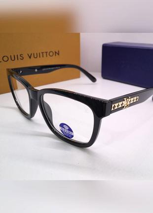Стильные компьютерные очки louis vuitton