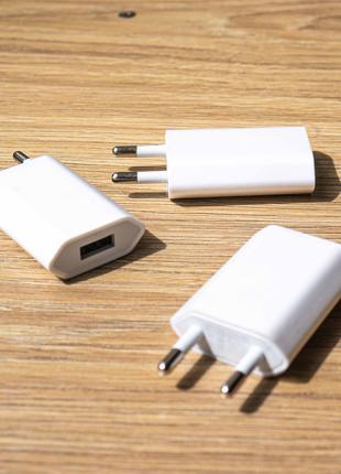 Блок живлення Apple original адаптер для зарядки телефону