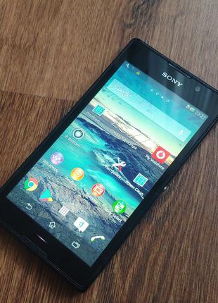 Sony Xperia C Dual Sim Комплект Рабочий
