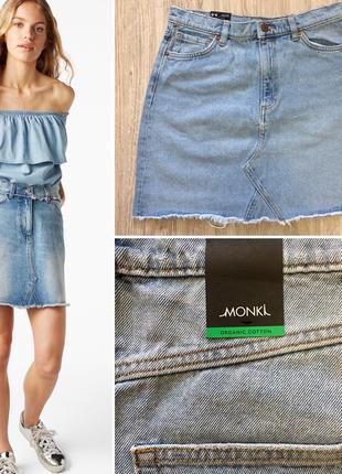 Юбка джинсовая от Monki