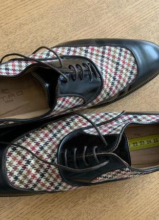 туфли мужские Etro 42 размер