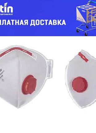 Полумаска фильтрующая БУК-3K FFP3, с клапаном оригинал