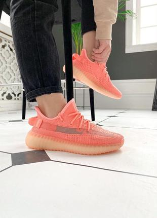 Adidas yeezy boost 350 v2 pink s