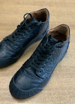 туфли мужские спортивного типа John Fluevog 42 размер