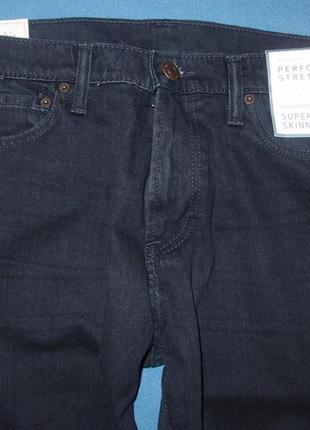 Оригинальные джинсы abercrombie & fitch