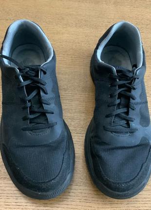 туфли спортивного типа мужские Clarks 42 размер