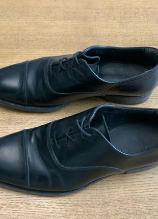 туфли мужские классический стиль, производство Италия, 42 размер