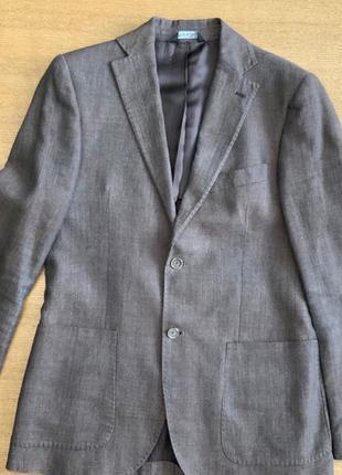 Пиджак мужской Fusaro производство Италия Размер 48