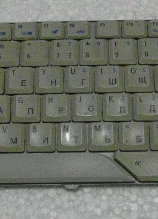 Клавіатура ноутбука Acer Aspire 5220 NSK-H360R PK1301K01H0