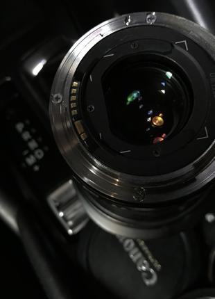 Об'єктив Canon 17-35 mm