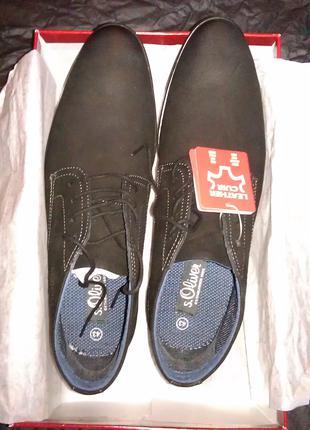 Ботинки s.Oliver Германия