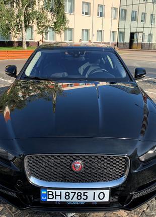 Автомобиль Jaguar XE 2017 авто машина тачка бу запчасти диски шин