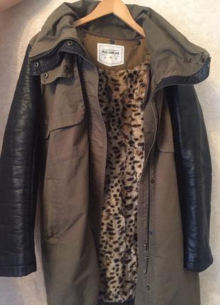Куртка женская Pull&Bear