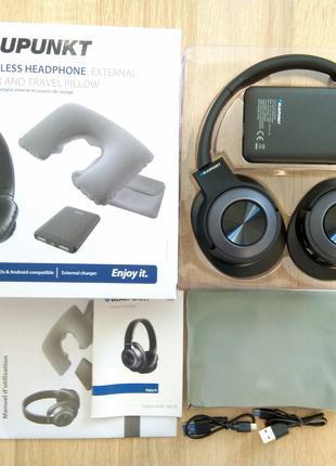 Bluetooth наушники Blaupunkt набор