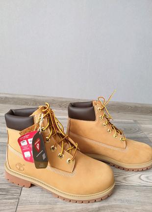 Оригінальні черевики Timberland