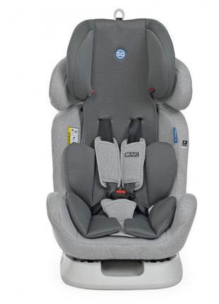 Автокресло ME 1042 BRAVO Light Gray