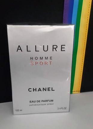 Мужская французкая парфюмированная вода chanel allure homme sp...