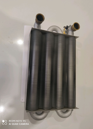 Монотермический теплообменник для газового котла Unical eve 24