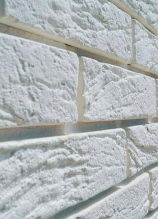 Гипсовая плитка Париж Декоративный гипсовый кирпич камень со швом