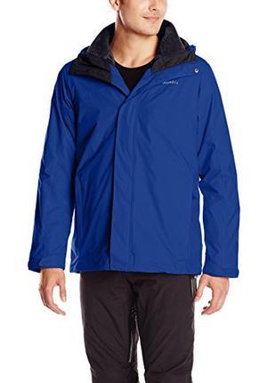 Куртка Columbia Nordic Cold Front Interchange blue