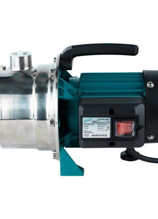 Насос центробежный самовсасывающий 0.6кВт Hmax 35м Qmax 50л/мин