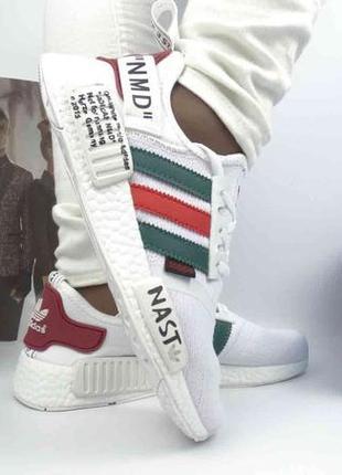 Стильные кроссовки 💪 adidas nmd nast 💪