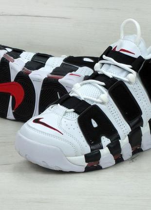 Стильные кроссовки 💪 nike air more uptempo 💪