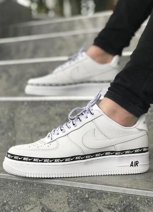 Шикарные кроссовки 💪 nike air force white 💪