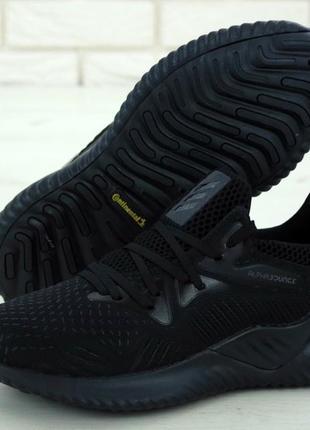 Модные кроссовки 💪 adidas alphabounce black 💪