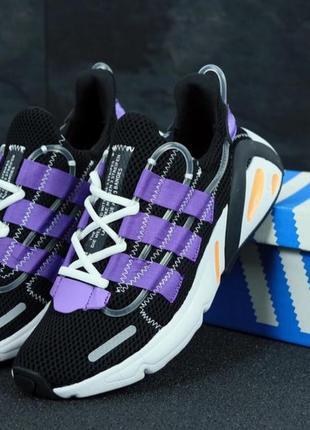 Шикарные кроссовки 💪 adidas lexicon black purple 💪