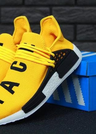 Роскошные кроссовки 💪 adidas x pharrell williams human race nm...