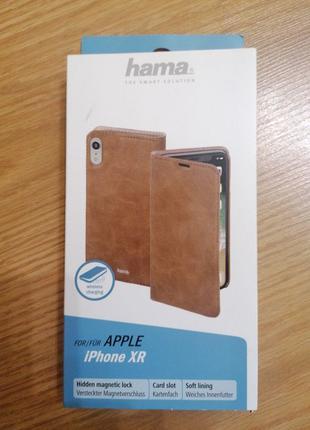 ЧЕХОЛ- Книжка Hama на (Айфон) Apple iPhone X и Apple iPhone XR
