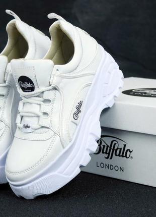 Крутые кроссовки 💪 buffalo london white 💪