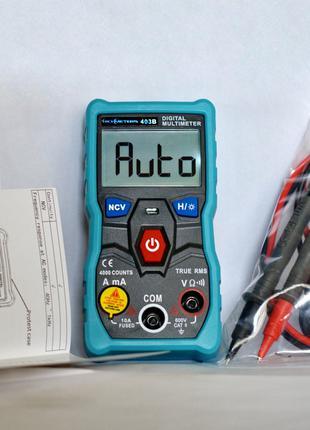 Мультиметр RICHMETERS RM403B Полный Автомат! Оригинал!