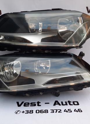 VEST- AVTO Фара ліва< права оригінал VW Passat b7 Європа шрот