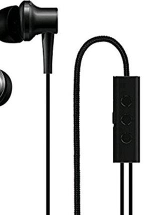 Type-C Xiaomi наушники гарнитура Dual Driver zbw4344ty