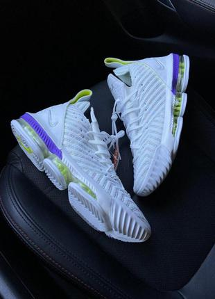 Nike lebrone 15 white