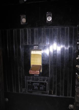Автоматический выключатель А3796  630А.