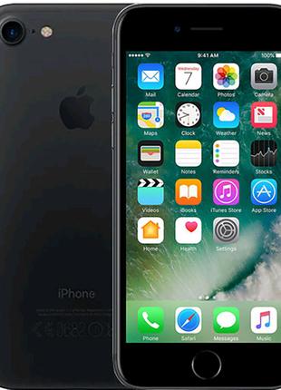 Apple iPhone 7 32gb black новий оригінальний
