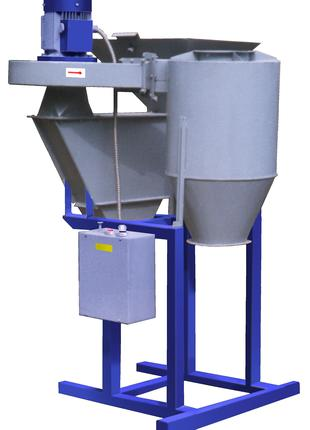 Аспиратор для аэродинамической очистки сыпучих продуктов