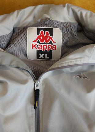 Куртка спортивная муж. Kappa XL