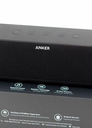 Портативная Bluetooth колонка Anker SoundCore Boost IPX5 5200mAh