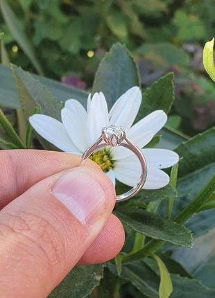 Кольцо цветок пандоры