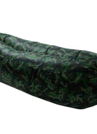 Надувной диван Ламзак Lamzak AIR sofa Army