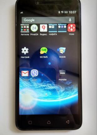 Смартфон Lenovo Vibe K5 Plus 2sim в идеальном состоянии,с докумен