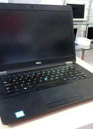 Dell LATITUDE E7470  Б/У Ноутбук из Европы