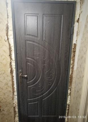 Индивидуальное изготовление входных дверей
