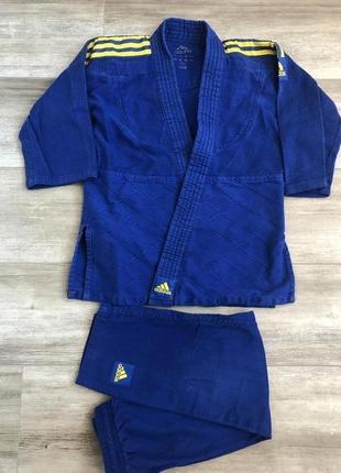 Кимоно для Дзюдо Adidas оригинал 120 см